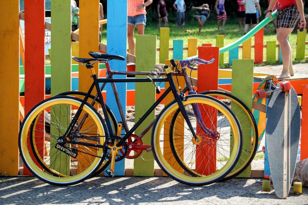 Schutz vor Fahrradklau und Co.