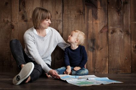 Höherer Anteil arbeitender Mütter könnte das Rentensystem entlasten