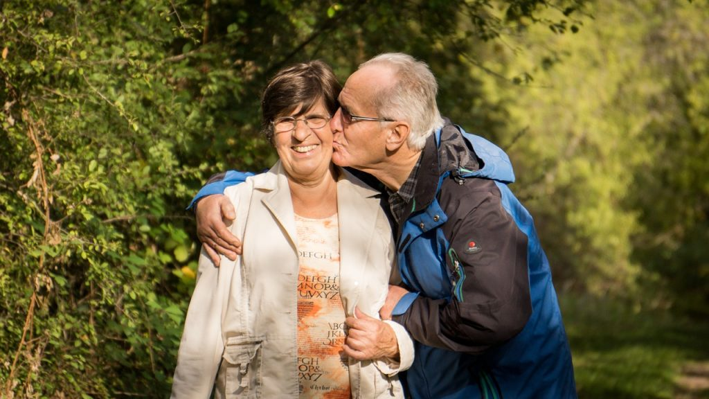 Lebenserwartung und Altersvorsorge