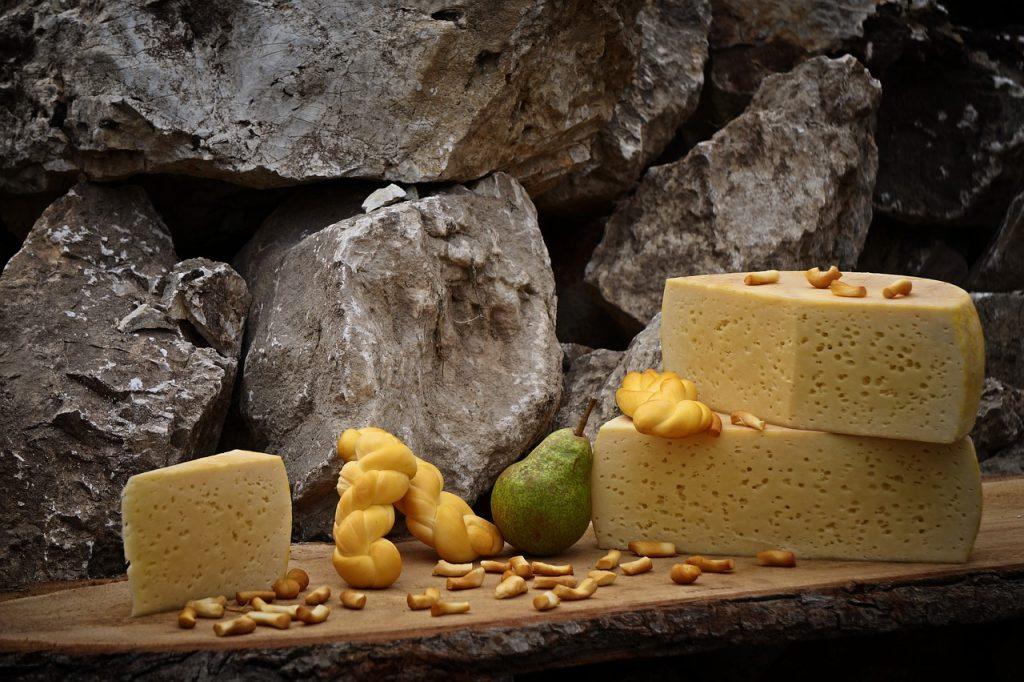Butter ist Butter und Käse ist Käse!