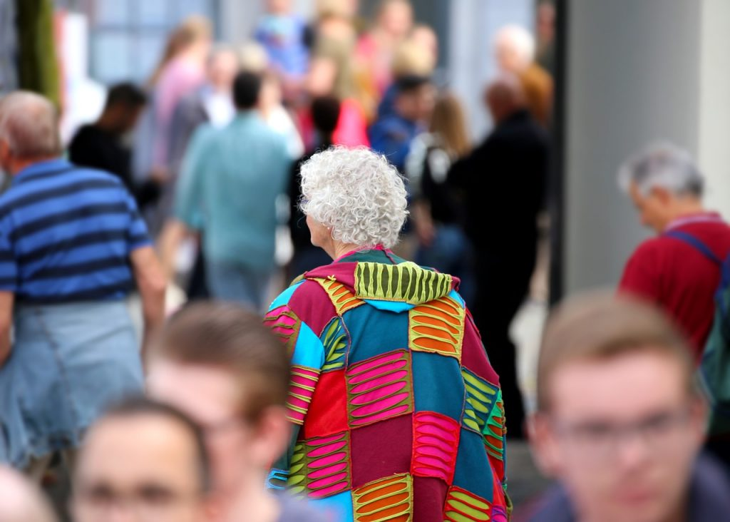Junge Menschen ohne Einsicht, Ältere resignieren