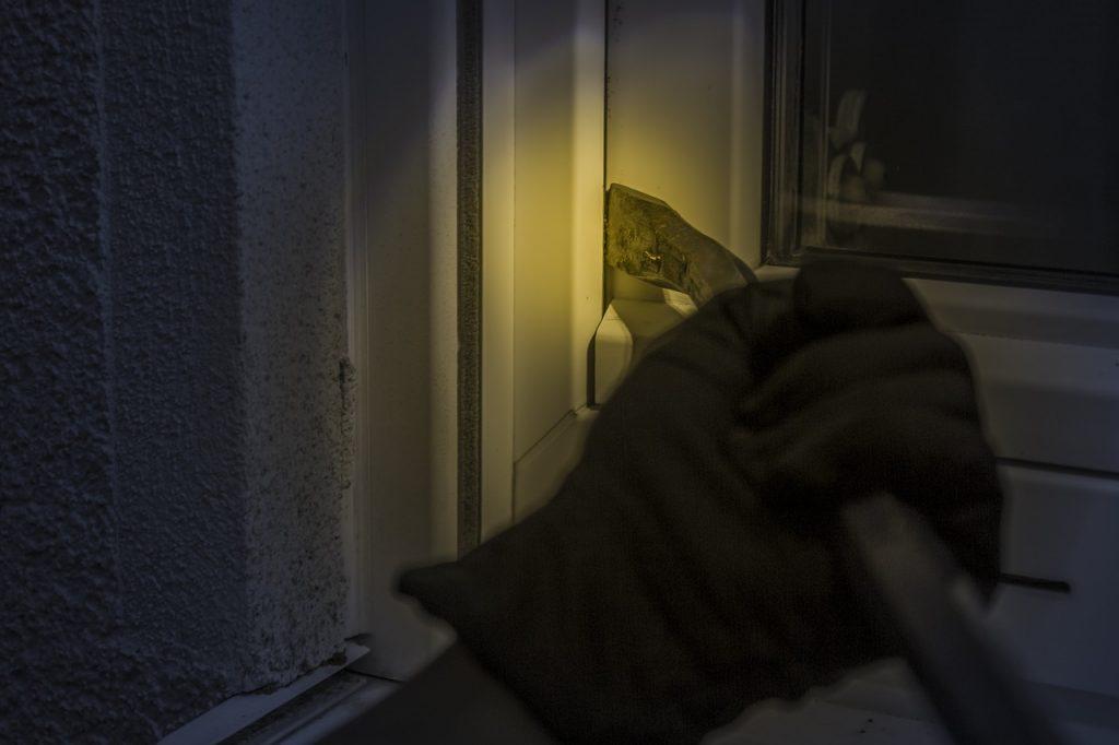 40 Prozent mehr Einbrüche im Winter