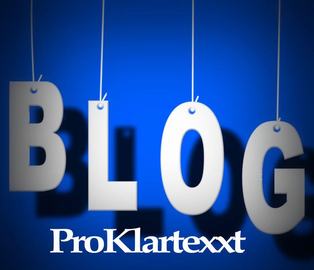 ProKlartexxt, der Versicherungsblog von ProFair24