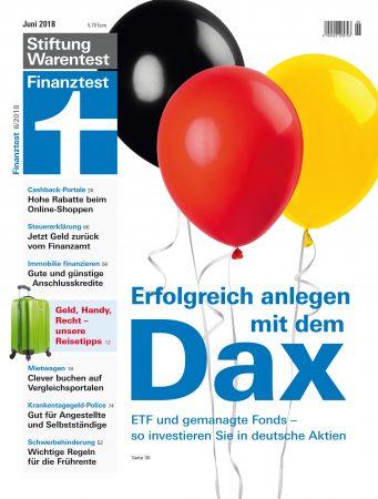 Anleger investieren gerne in Dax und Co.
