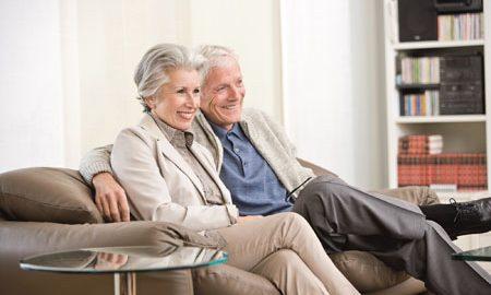 Von einem bedarfsgerechten Eigenheim träumen viele Deutsche – besonders im Alter. (Foto: Bausparkasse Schwäbisch Hall)