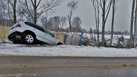 Autounfall: Die richtige Schadensmeldung