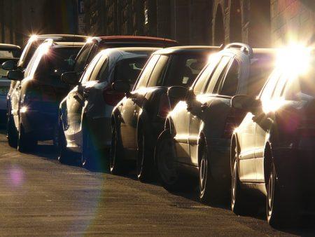 Parkplatzsuche - Durchschnittliche Suchzeit in deutschen Städten