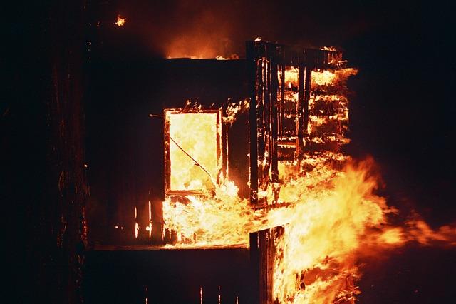 Brandschutz in der Wohnung: Risiken und Brandschutztipps
