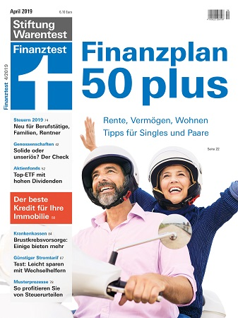 Finanzplan 50 plus