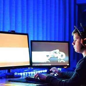 Computerspiele: 465.000 Jugendliche sind Risiko-Gamer