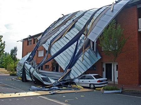 Gebäudeversicherung – Nachweis eines Sturmschadens