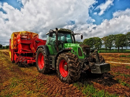 Landwirtschaftliche Versicherung für Gebäude und Inventar