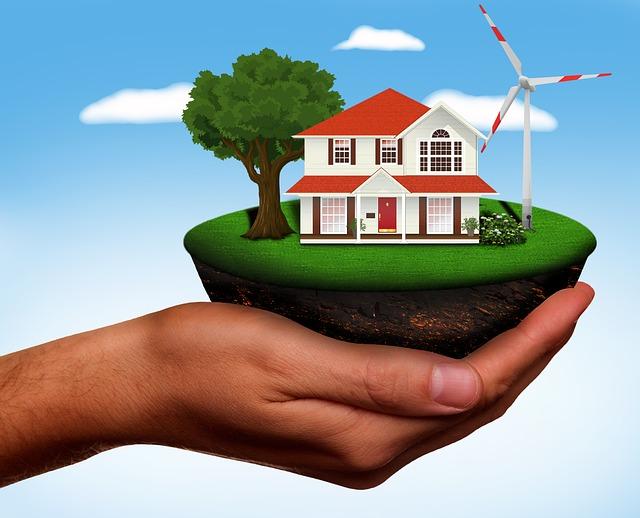 In diesem Jahr tritt das Gebäude-Energie-Gesetz (GEG) in Kraft