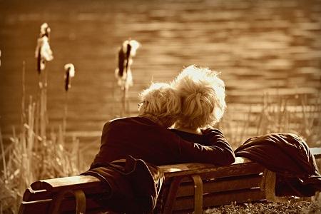 Die Höhe der Rente hat Auswirkungen auf die Lebenserwartung