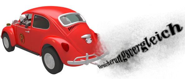 Autoversicherung jetzt wechseln - und sparen