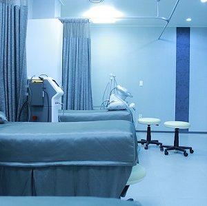 Stationäre Zusatzversicherung: 2-Bett-Zimmer im Krankenhaus