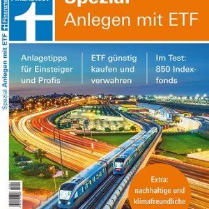 Finanztest Spezial Anlegen mit ETF: Über 850 Indexfonds im Test