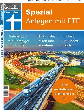 Finanztest Spezial Anlegen mit ETF