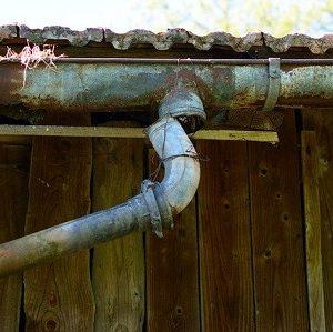 Schäden durch Regen in den meisten Wohngebäudeversicherungen nicht versichert