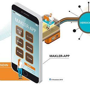 Versicherungsmakler-App: Versicherungs-Apps im Test enttäuschend