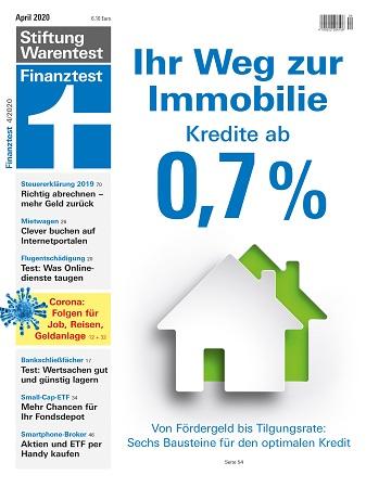Trotz niedriger Zinsen ist nicht jeder Baukredit günstig
