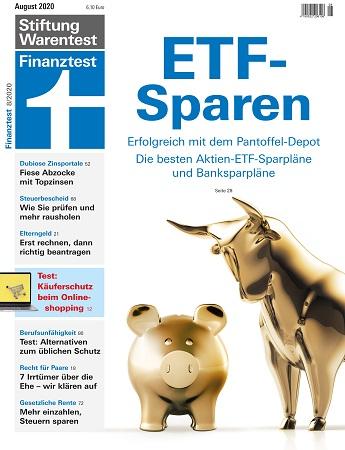 Vergleich ETF-Sparpläne