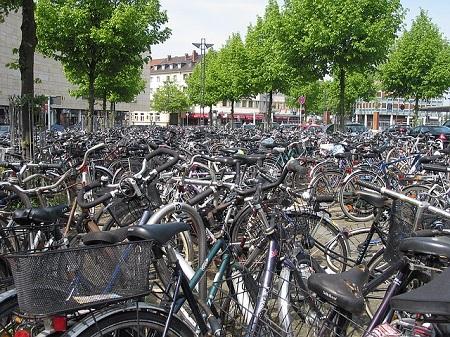 Fahrraddiebstahl verhindern abseits vom Fahrradschloss