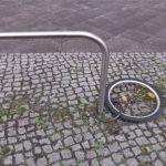 Fahrrad geklaut Was tun um Fall eines Diebstahls