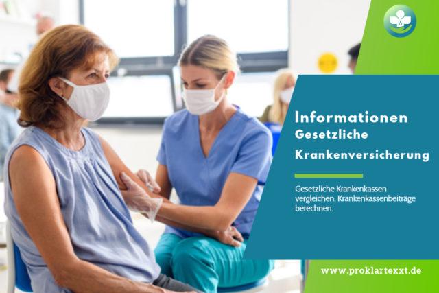 Online-Ratgeber: Gesetzliche Krankenversicherung (GKV)